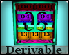 TT: Derivable BookShelf