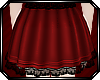 Lace Trim Skirt ~ Crimso