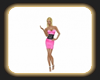 chelsea pink dress