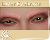 Coral Layer Brows