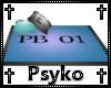 PB Deriv rug + pil