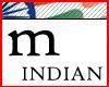 m Indian