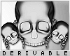 0 | Skull Headdress M v1