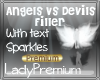 ! L.P ! Angels Vs Devils