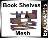 [BD] Book Shelve Mesh