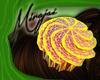 M * Cupcake Hair Acc M/F