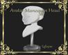 Avatar Manequin Head