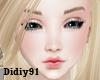 [AK]Hot Brown Eyebrows F