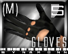 [S] Black Gloves (male)