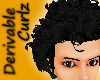 Curlz hairstyl Derivable
