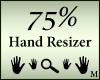Hand Scaler 75%