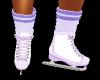 Violet Ice Skates