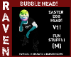 EASTER EGG HEAD BUBBLE!