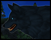 {Night Wolf Pet Blue}