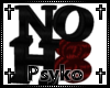 PB NoH8 derivable sign