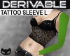 [SIN] Tattoo Sleeve Left