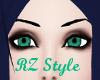 Aqua Green Eyes