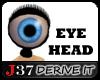 [J37] EYE HEAD ~BLACK