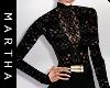 (2111) Lace Black
