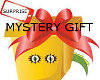 [KC]Mystery Gift Sticker