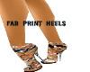 ~LC~ Fab Print Heels