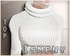 [Is] Turtleneck White