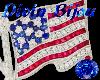 DB American Flag Diamond