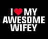 Love My Wifey Trigger