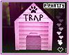 ღ Pink Trap Dog House