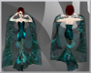 (LA)-Peacock Goddess