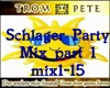 Schlager Party mix part1