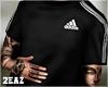 EZ. Adidas shirt