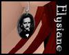 {E} Gothick Poe Earrings