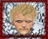 H) Blond Scheitel Hair