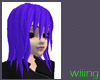 Kairi in cornflower blue