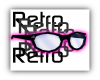 [S9] Retro Glasses 2