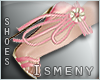 [Is] Luxury Sandals Pink