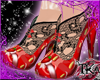 *Tka*Strawberry heels!