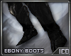 ICO Ebony Boots F