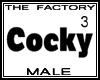 TF Cocky Avatar 1 Huge