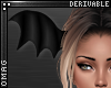 0   Bat Head Wings   F