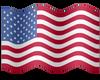 American Flag- Animated