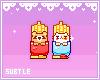 bear & kitty fries