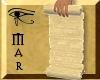 ~Mar Ancient Papyrus