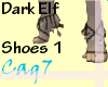 (Cag7)Dark Elf Shoes1