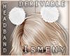 [Is] Fur Headband 1 Drv