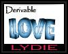 .l Love Sign