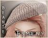[Is] Beanie Hat Beige