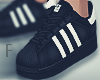 F. F Adidas Superstar