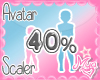 Avatar Scaler 40%